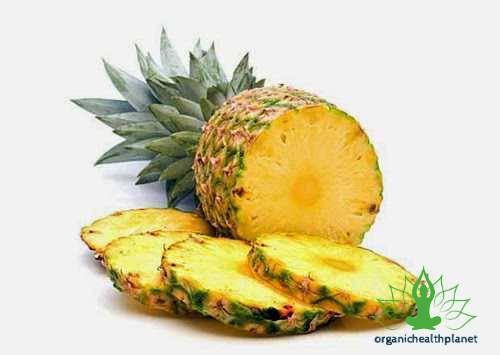8 Best Nutritional Values of Pine Apple